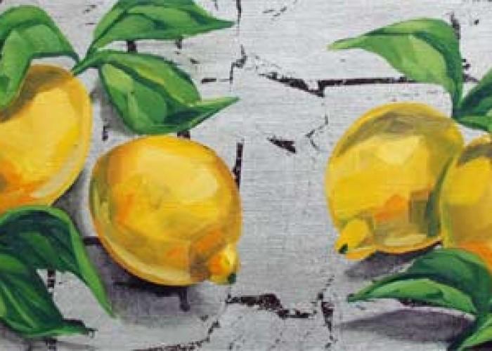 Anna Arcese: Food-Ikonen