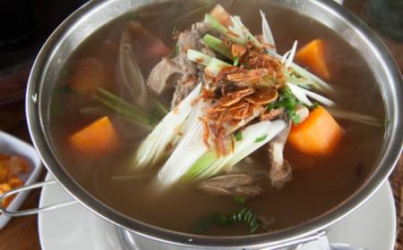 indoneisches Suppe