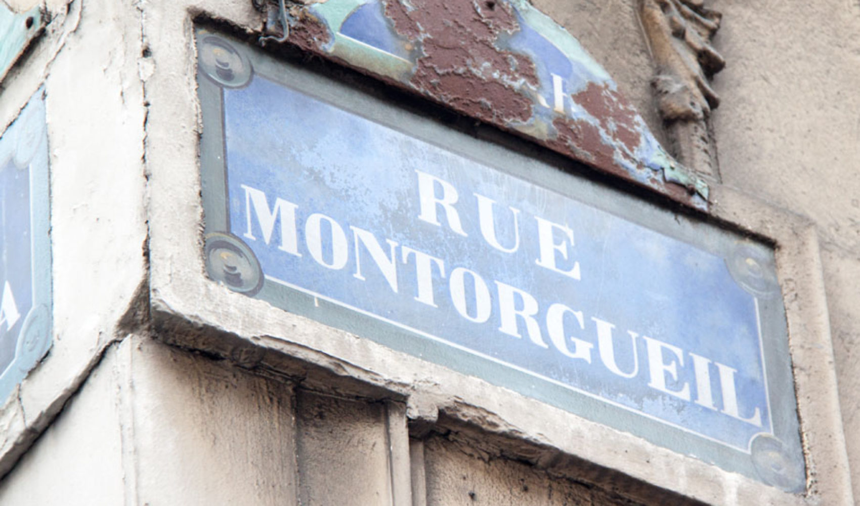 Pariser Delikatessenmeile: Die Rue Montorgueil
