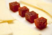 Perfektes Duo: Käse und Dulce de Membrillo