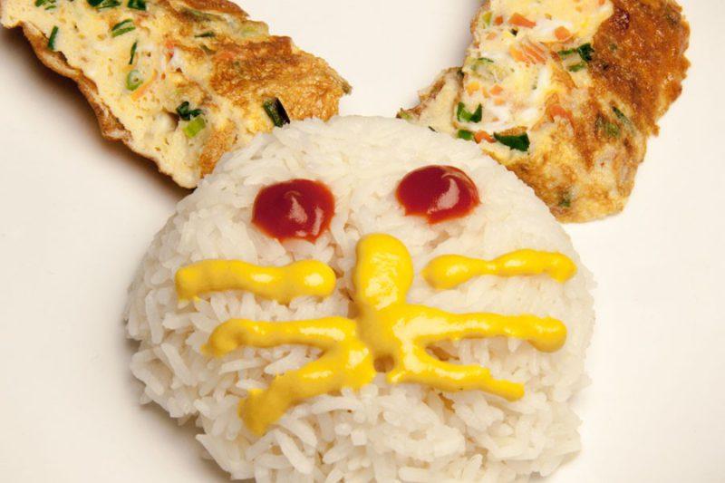 Osterhase aus Südkorea - das etwas andere Rezept zu Ostern