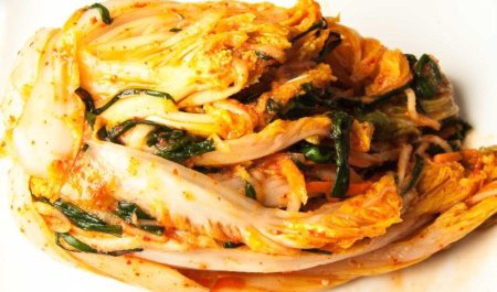 Kimchi will ich!