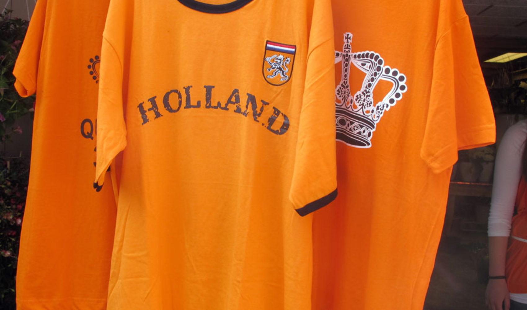 Koninginnedag - Holland macht Party