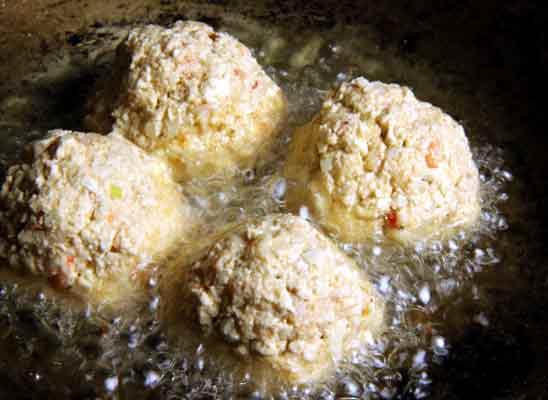 Tofu Garnelen