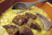 Historisch kochen: Mit Suppe nach Übersee