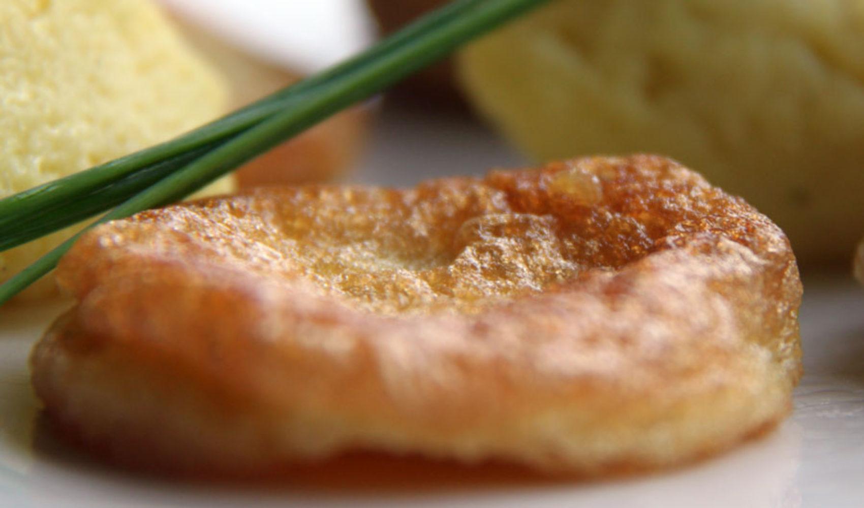Im Suppenteller: Schaumklößchen mit Heimatgefühl