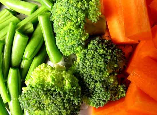 Ostern mit Sir Paul: Super Vegetable Salad - Rezepte Blog ...