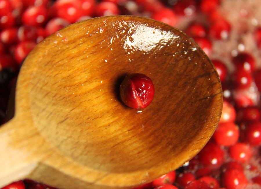 Rezept Siepeltjespot mit Cranberries