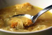 Retrofood: Holländische Zwiebelsuppe