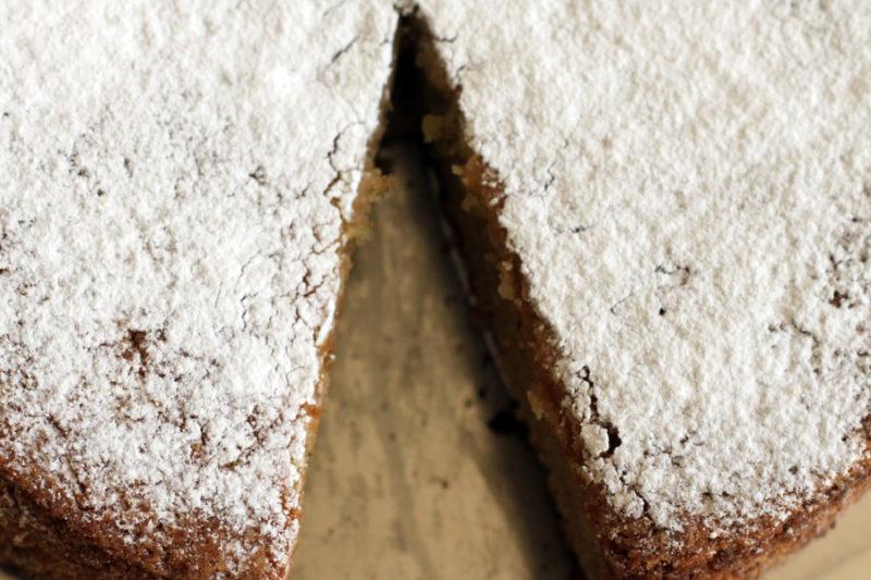 Gató: Mandelkuchen von Mallorca