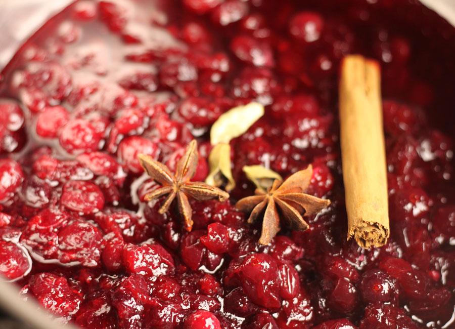Schweinefilet mit Cranberries steinbauer-groetsch©2013