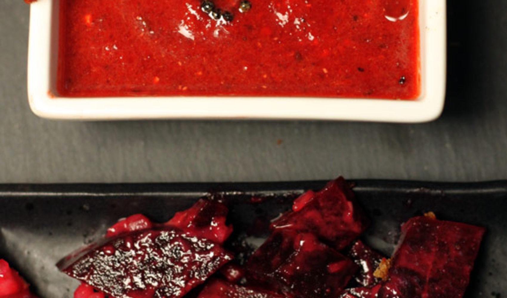 Rote Bete und indisch-deutsches Fusion-Cooking