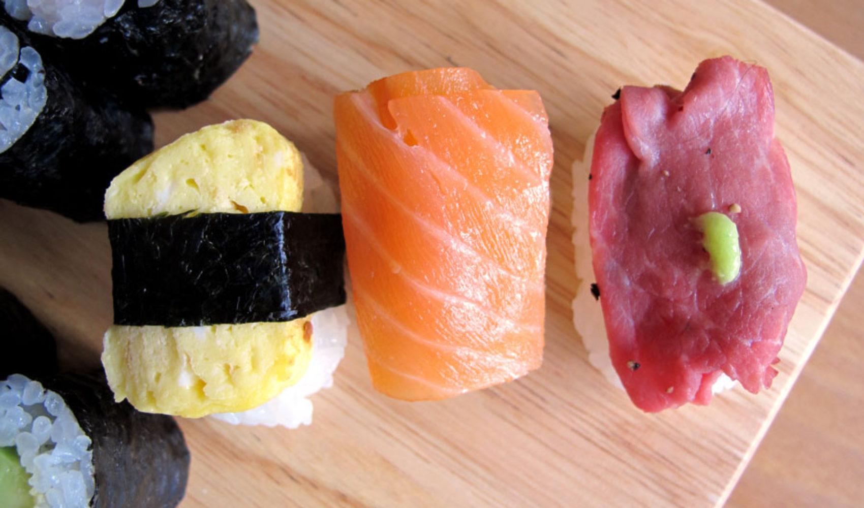 Ich fühl mich so Sushi
