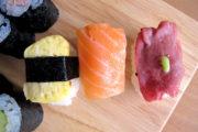Rezept Maki und Nigiri Sushi