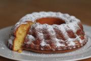 Turban zum Essen - Louis Couperus Geburtstagskuchen