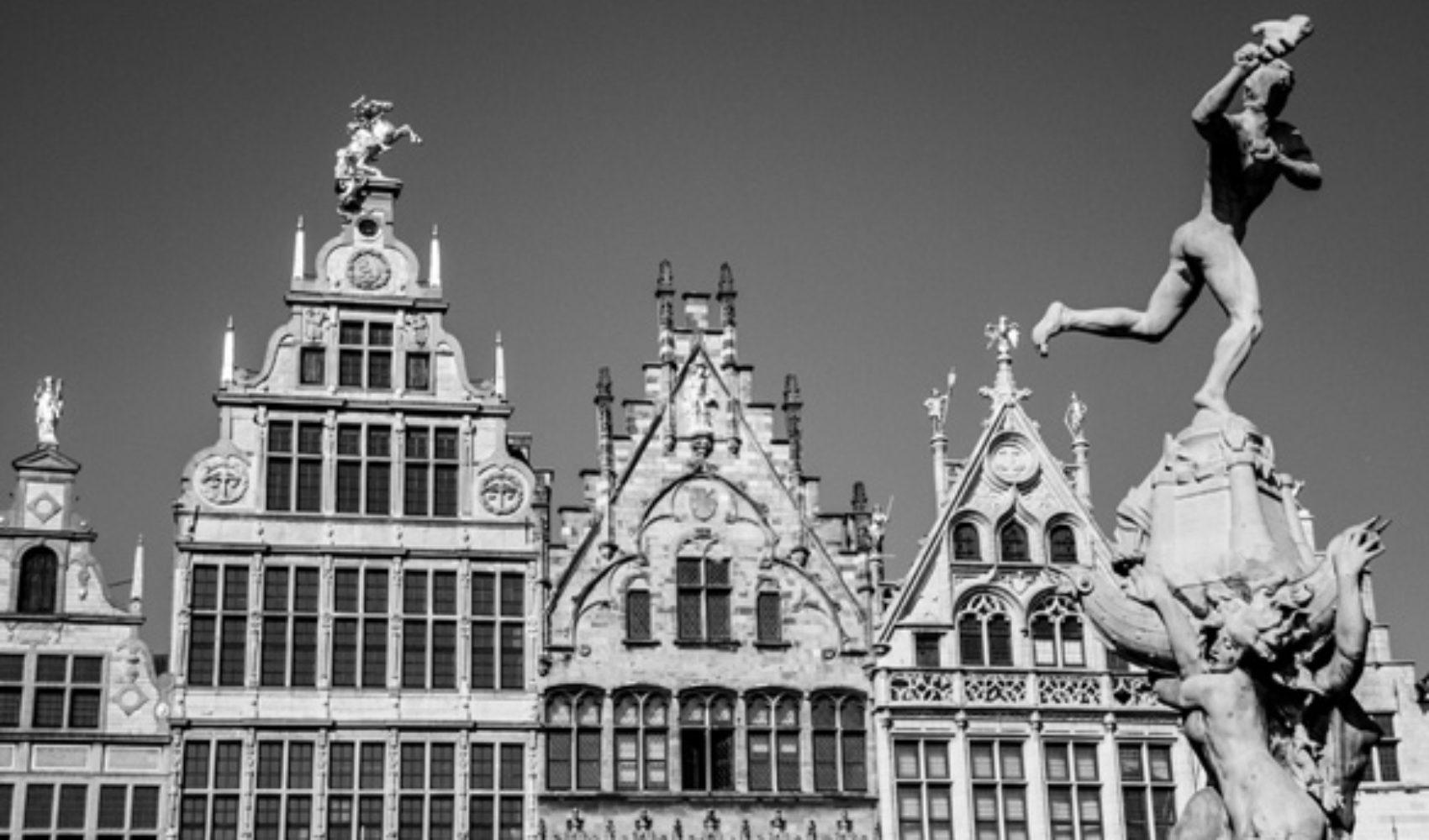 Die Eigenwillige mit Geschmack: Antwerpen