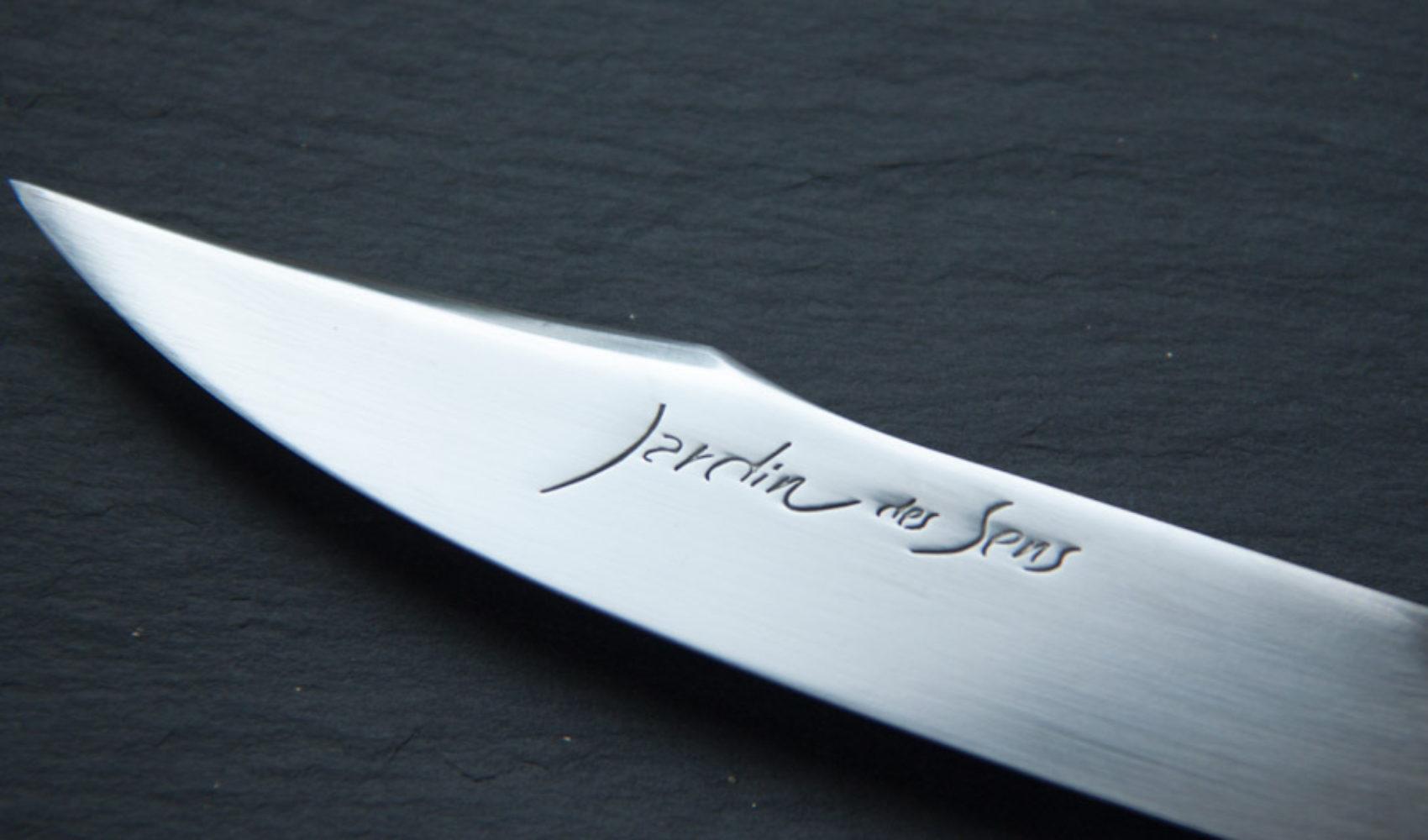 Mein Messer aus dem Garten der Sinne