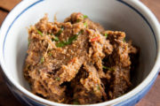 Kochen in Kuala Lumpur I: Rindfleisch Rendang