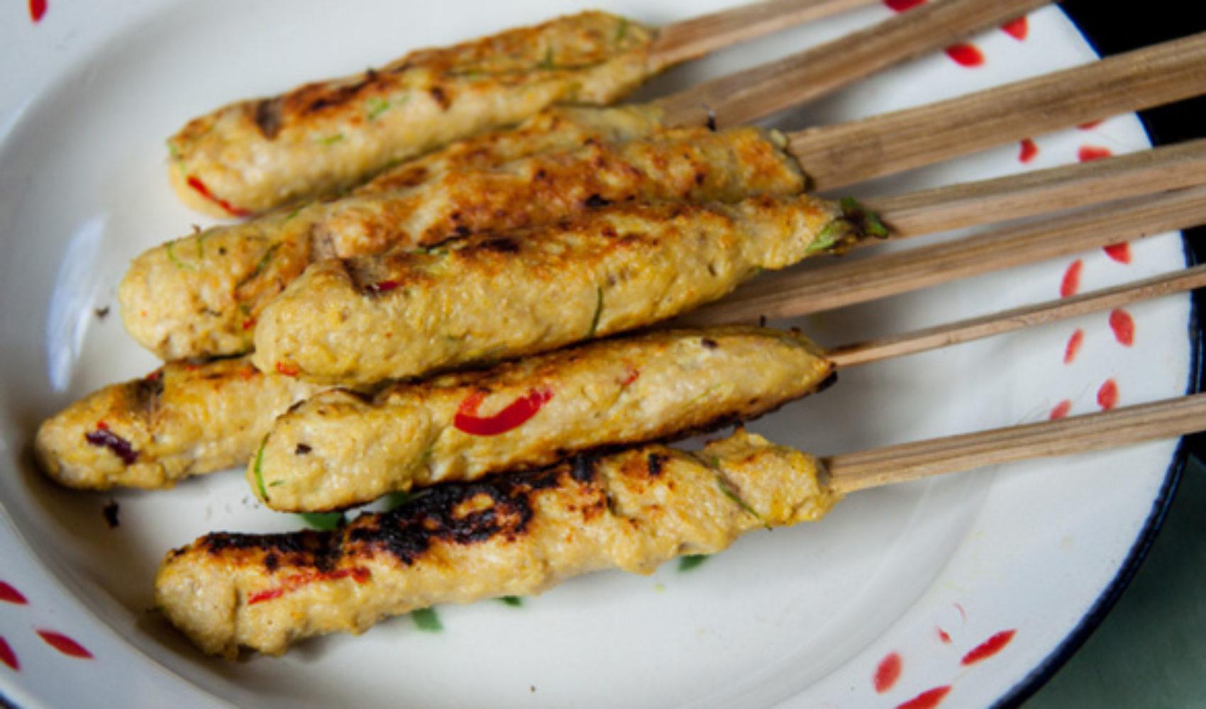 Bali VII: Die Rezepte - Köstliches Saté Lilit