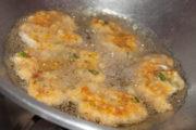 Bali IV: Rezepte – Perkedel Jagung – Mais-Frikadellen