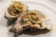 Enthusiasmus und gratinierte Austern