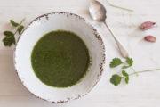 Koriander-Rezept von Teneriffa: Mojo verde