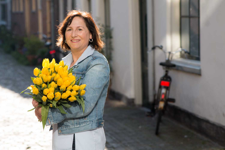 Bloggt in den Niederlanden Barbara Steinbauer-Groetsch