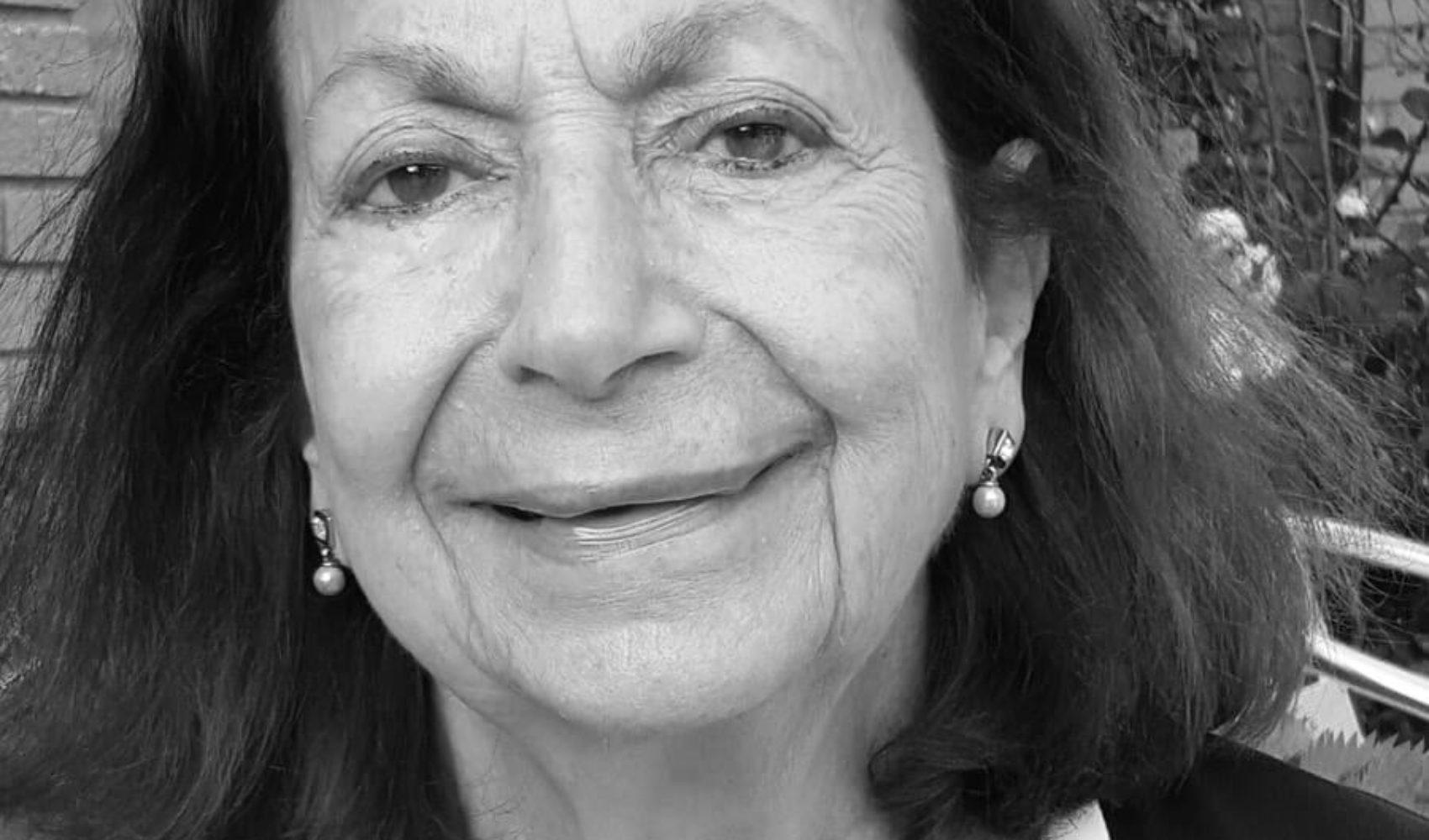 Grande Dame der Kochbuch-Literatur: Gespräch mit Claudia Roden