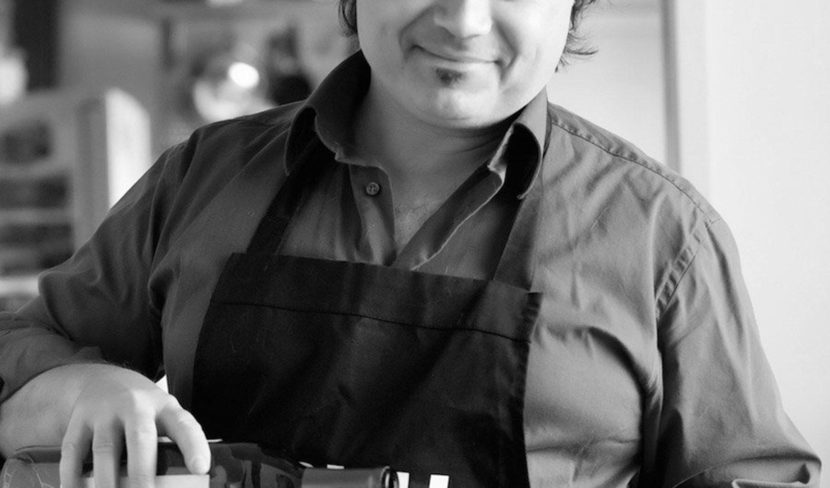 """Die """"indische keuken""""  - Autor Jeff Keasberry im Gespräch"""