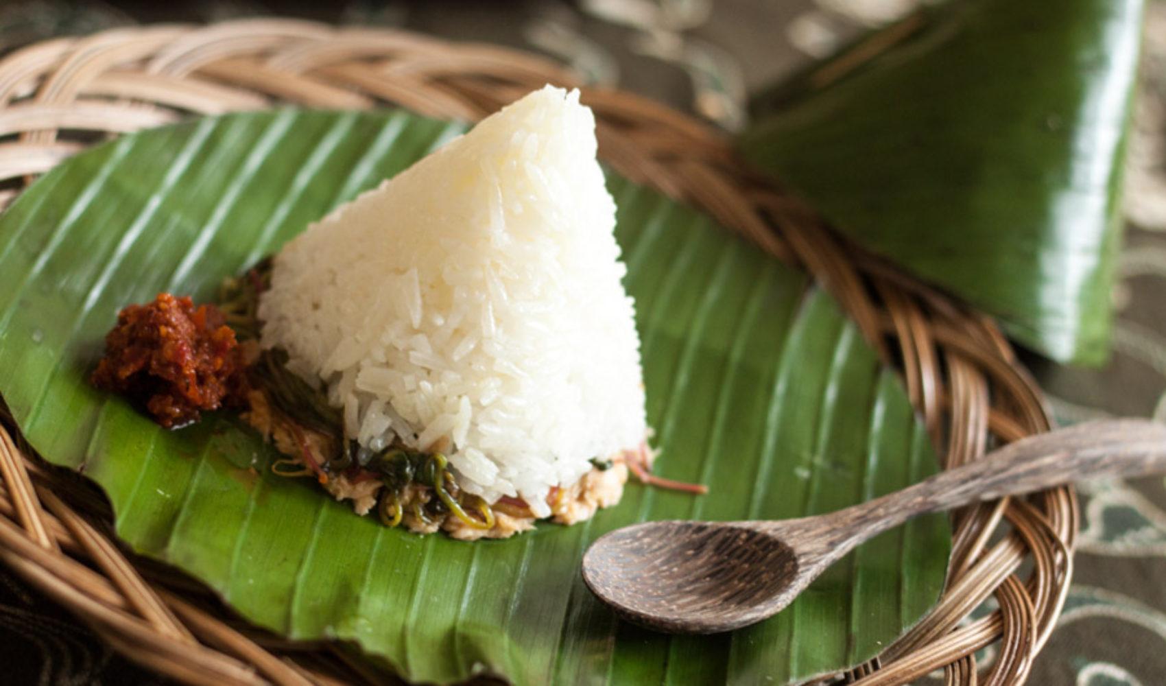 "Blogevent Streetfood & Sambal: Nasi ""Lesefutter"""