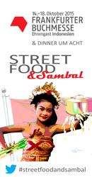 Streetfood und Sambal