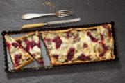 Novemberküche aus Holland: Quiche mit Grünkohl und Terschellinger Cranberries