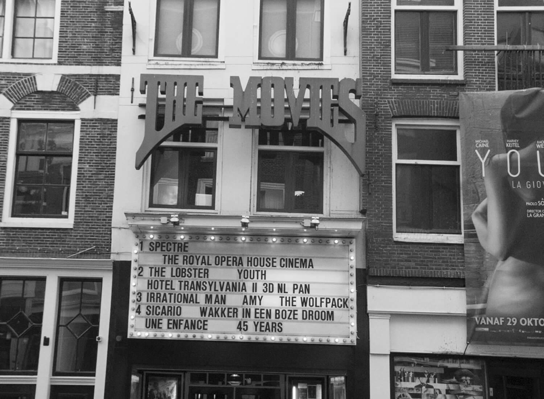 the movies Amsterdam haarlemmerdijk