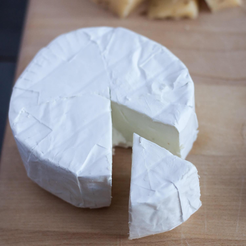 ziegenkäse Brie
