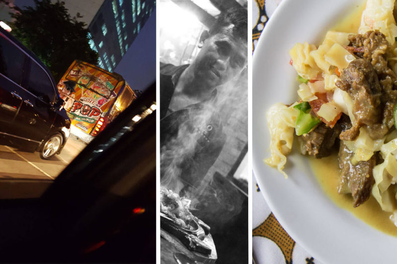 Jakarta Food Journal 1: Die Stadt, die Menschen und das Essen