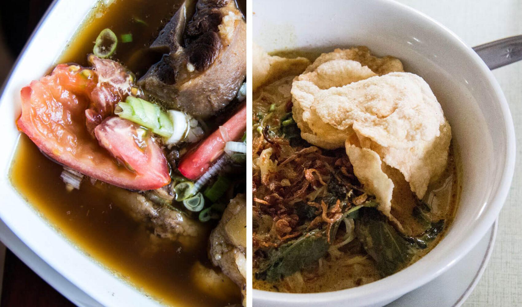 Jakarta Food Journal 2: Nose-to-Tail Küche - Sop Buntut und Soto Betawi