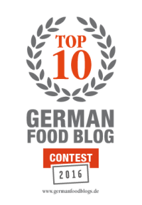 2016 German Food Blog Contest Top 10