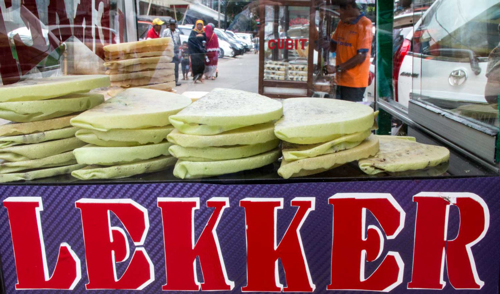 Jakarta Food Journal 5: Street Food - süße und herzhafte Snacks