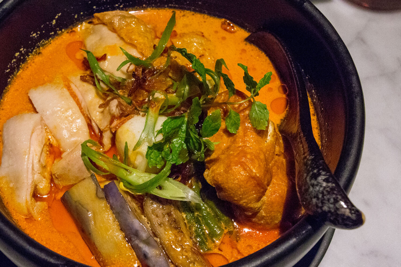 Laksa Jakarta Food Journal Kosenda Hotel