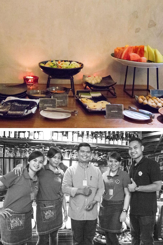 Jakrta Food Journal Kosenda Hotel