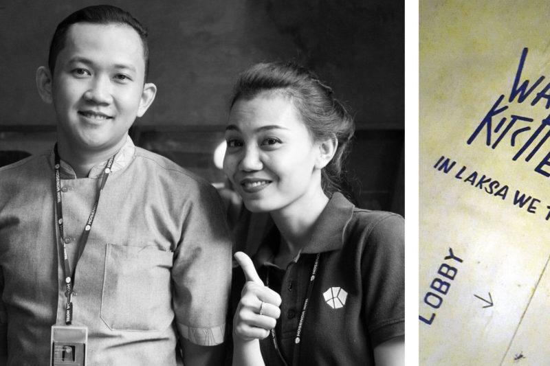 Jakarta Food Journal 4: Hotel Kosenda - Cool Place, Cool People, Cool Atmosphere