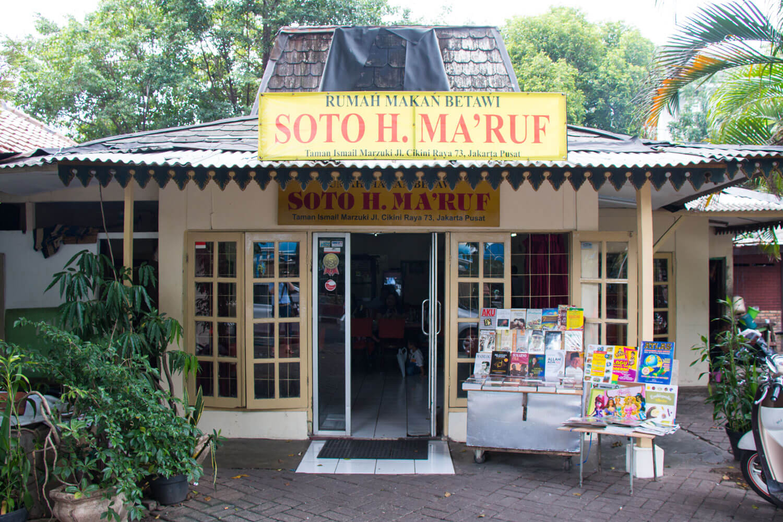 My Favorite Jakarta Hotels, Restaurants & Street Food - Rezepte Blog ...