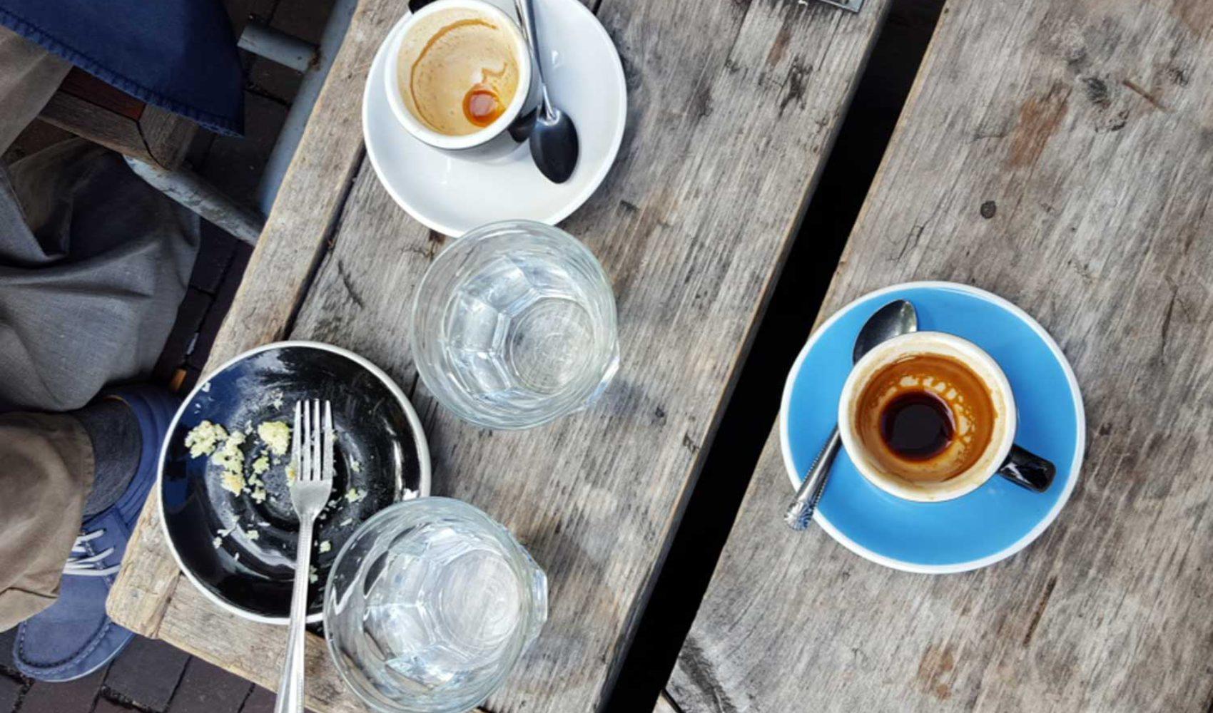Amsterdamer Kaffeebar Lot Sixty One - Mehr als ein Kopje Koffie