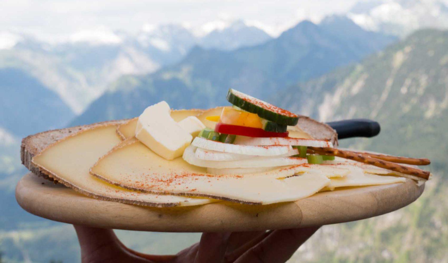 Allgäu - Fellhorngrat:  Hohe Gipfel, Käse zum Niederknien und das ultimative Glücksgefühl