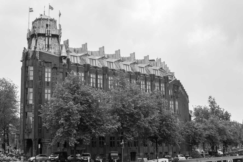 Hotel Amsterdamer Schule