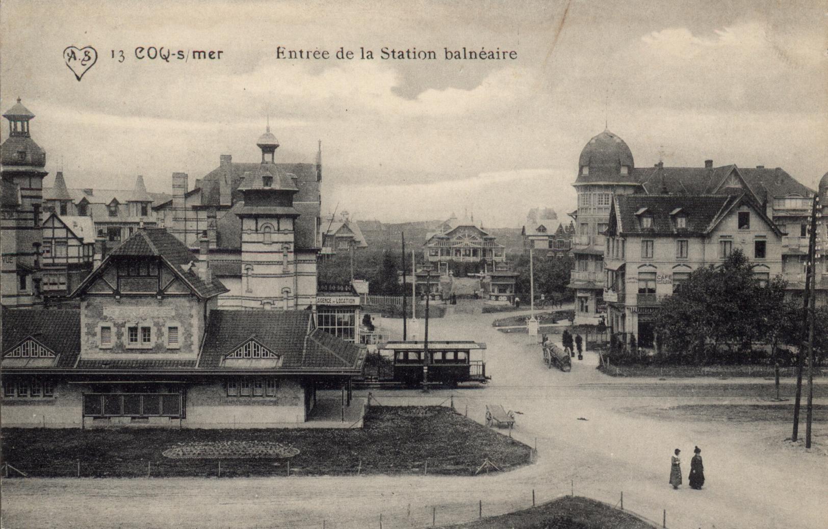 De Haan historisch Copyright Gemeinde De Haan