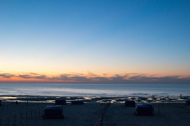 Flandern Küste