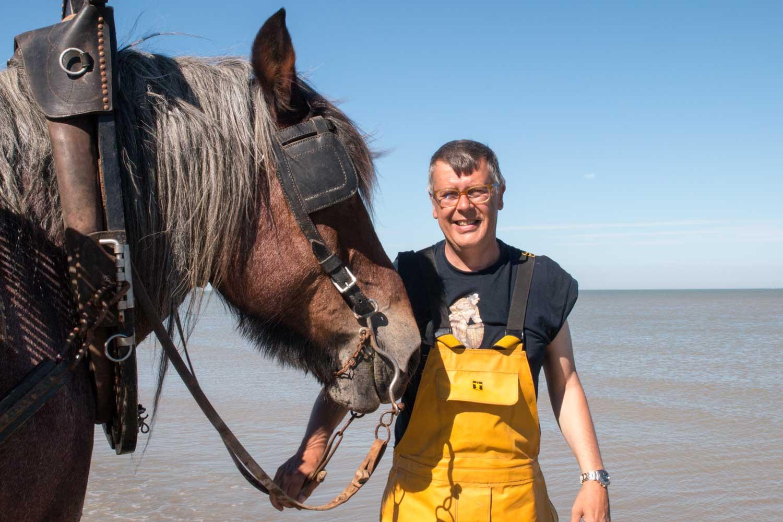 Pferdefischer Johan Casier