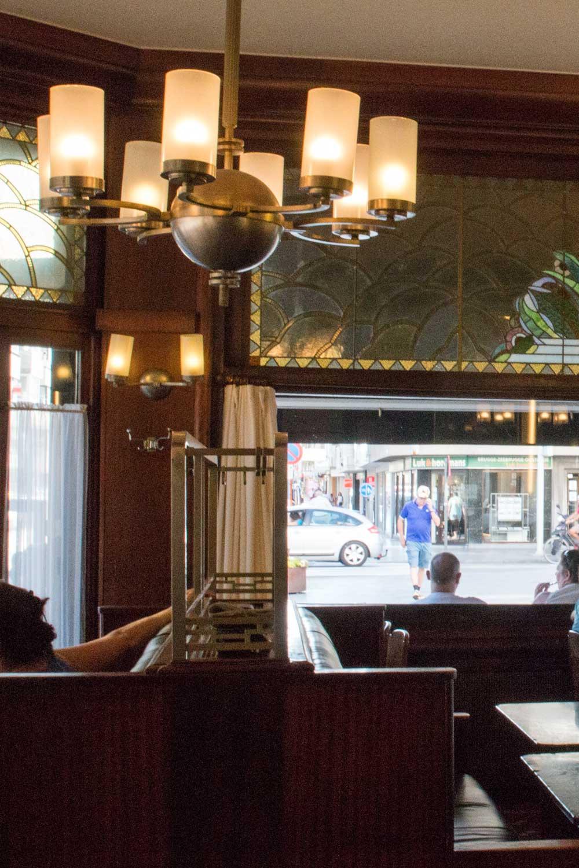Ostende Exil Brasserie du Parc