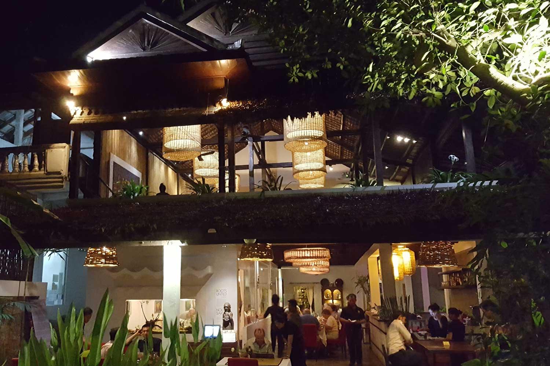 Restaurant Mahob Khmer Küche Siem Riep